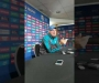 Mickey Arthur press conference a day ahead of semi-final in Cardiff