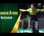 Shaheen Afridi Interview After Winning the Quarter Final of U19 Cricket World Cup