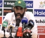 Misbah ul Haq press conference after 1st Test at Dubai International Cricket Stadium