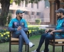 Haris Rauf sits with Hasan Ali for an exclusive chat