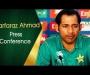 Sarfaraz Ahmed Press Conference after 4th ODI at Sharjah