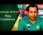 Sarfaraz Ahmed Press Conference after 4th ODI at Sharjah