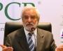 Chairman PCB Mr. Ehsan Mani media talk at Dubai International Cricket Stadium