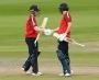 Morgan inspires England to five-wicket win