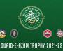 Quaid-e-Azam Trophy 2021-22 second round begins on Wednesday
