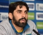Misbah-ul-Haq press conference before first Test match in Kingston, Jamaica