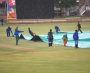 Rain spoils Pakistan U19's brilliance with the ball against Bangladesh
