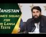 Pakistan names squad for Sri Lanka Tests