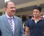 Media Talk: Team Manager Naveed Akram Cheema and ODI Captain Azhar Ali at Gaddafi Stadium, Lahore (Audio)