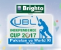 World XI's Training and Media Opportunities in Dubai on 9 and 10 September