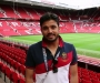 Azhar Ali on being invited to visit Manchester United