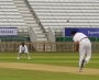 Rain allows seven overs' play on day two