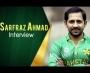 Sarfraz Ahmed Interview at NSK