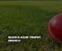3rd Round  Day One of Quaid-e-Azam Trophy Grade II 2018-19
