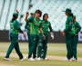 Pakistan women's African safari extended