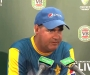 Mickey Arthur press conference at Adelaide Oval