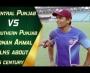 Central Punjab vs. Southern Punjab | Adnan Akmal talks about his century