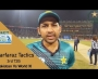 Pakistan Captain Sarfaraz Ahmed Interview ahead of the third T20I against World XI