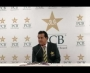 Pakistan U19 head coach Azam Khan press conference at Karachi