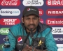 Pakistan Captain Sarfaraz Ahmed pre-match press conference at Lord's
