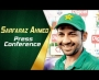 Sarfaraz Ahmed Press Conference Ahead of First Test at the Lord's