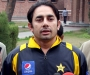 Media Talk: Saeed Ajmal at the NCA before leaving for official test to be held in Chennai, India
