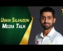 Usman Salahuddin Media Talk at Leicestershire