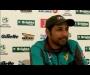 Sarfaraz Ahmed post-match press conference at  Malahide