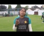 Pakistan opening batter Aisha Zafar interview at Leicester
