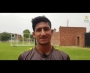 Captain Pakistan U19, Rohail Nazir interview at Gaddafi Stadium Lahore