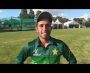 Mohammad Haris talks about his match winning 81against Zimbabwe