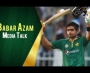 Babar Azam Media Talk at Bay Oval, Mt Maunganui