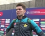 Shaheen Shah Afridi interview at Cardiff