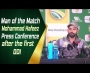 Man of the Match Mohammad Hafeez press conference after the first ODI