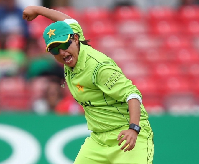 Sana Mir and Pakistan chase history | Press Release | PCB
