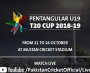 DAY TWO OF PENTANGULAR U-19 T20 CUP 2018-19