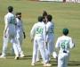 Pakistan a wicket away from series win after Hasan, Nauman five-fers