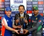 Pakistan and England Cricket Series continues in the UAE