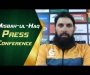 Misbah-ul-Haq interacts with media