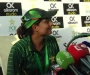 Media Talk: Sana Mir after second ODI at Southend Club, Karachi