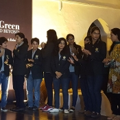 Women Team at a book launch