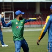 Last day of the Pakistan Team camp