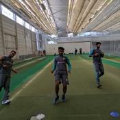 Pakistan Team fitness test