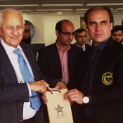 Afghanistan Cricket Board visit to GSL