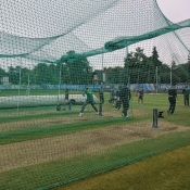 Pakistan Team practice session