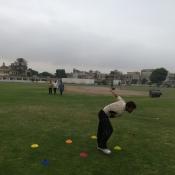 Karachi leg