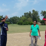 Stage two School Cricking Tournament