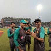 Faheem Ashraf T20I Cap