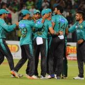 Second T20I match