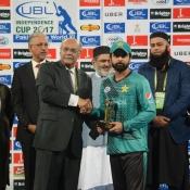 Third T20I match